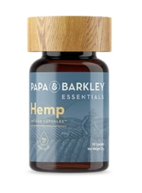 Papa & Barkley Hemp Capsules