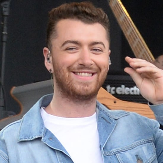 Sam Smith References Harry Potter in an Instagram