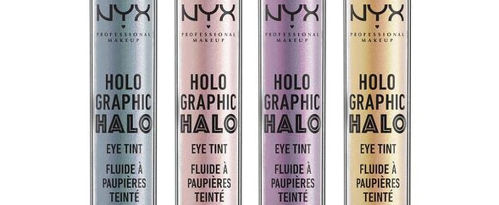 NYX Holographic Halo Eye Tints