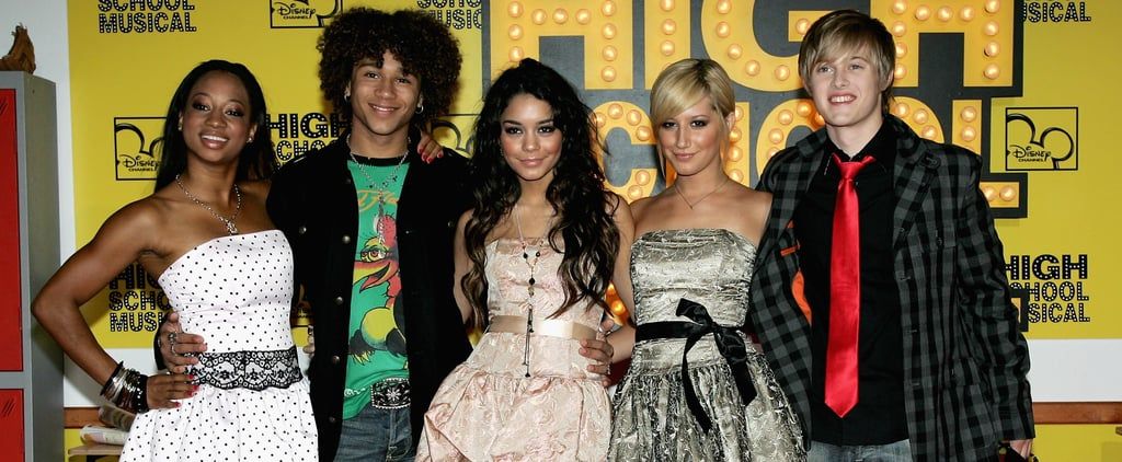 The Original High School Musical Cast on the Red Carpet
