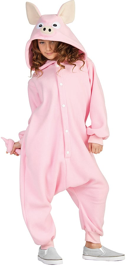 Pink Penelope the Pig Costume