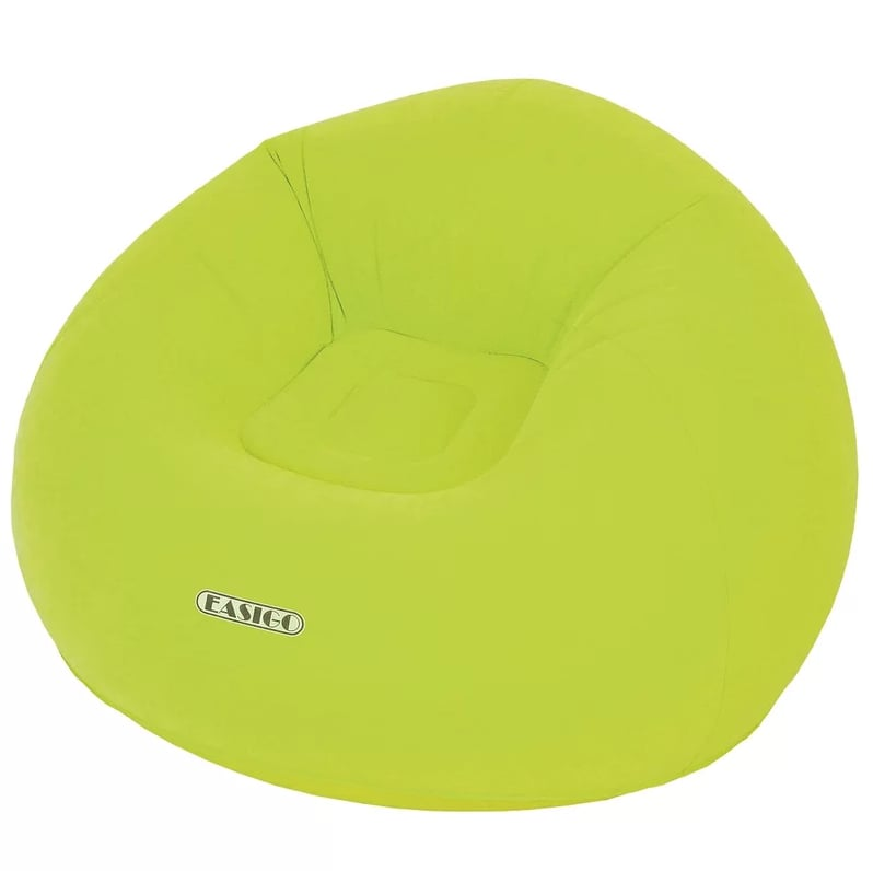 Bean Bag Inflatable Chair in Lime Green  sc 1 st  PopSugar & Bean Bag Inflatable Chair in Lime Green | Inflatable Chairs You Can ...