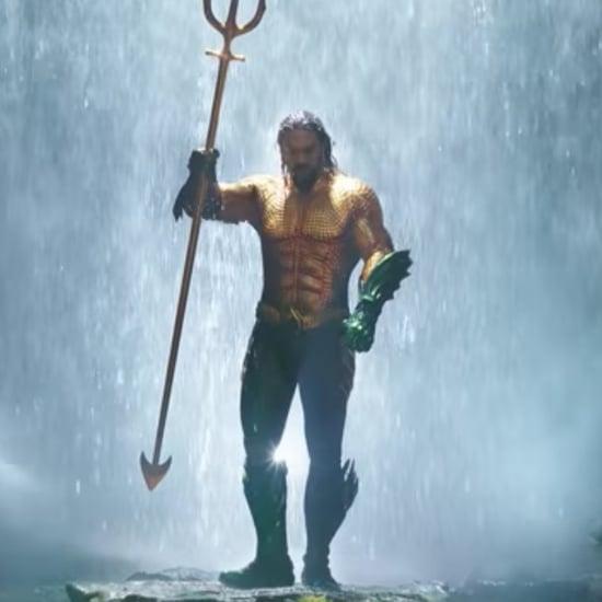 Aquaman Movie Trailer