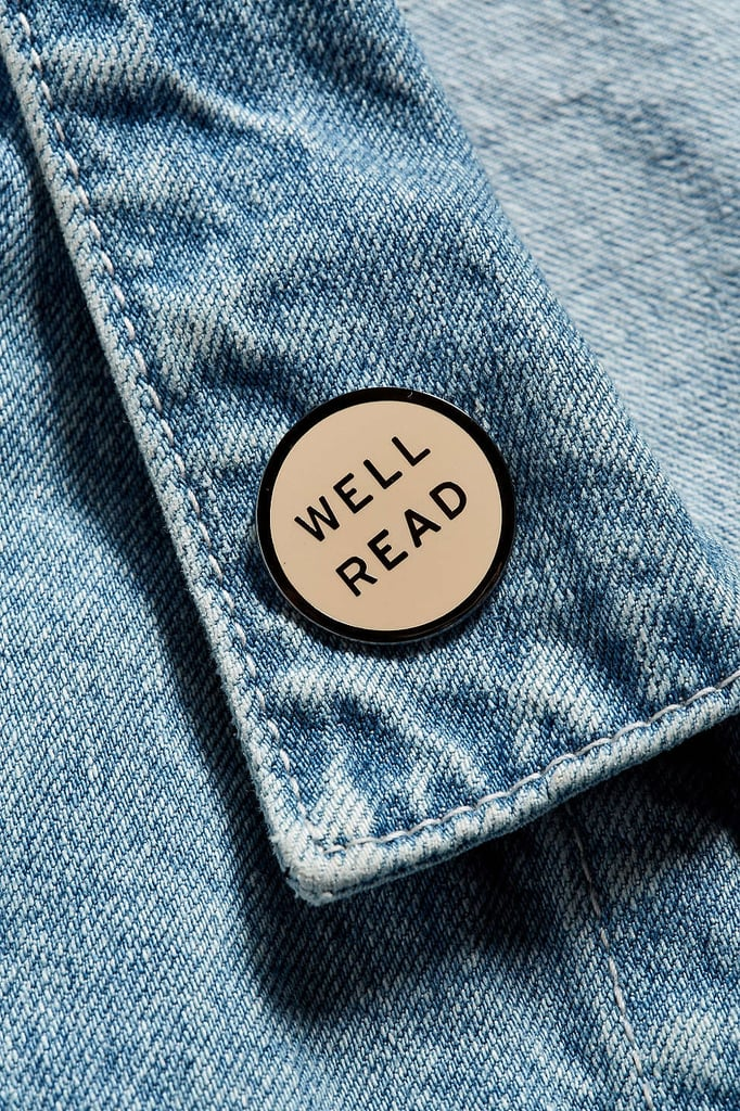 Well Read Pin ($10)