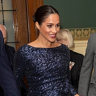 Meghan Markle Wearing Princess Diana's Bracelet January 2019