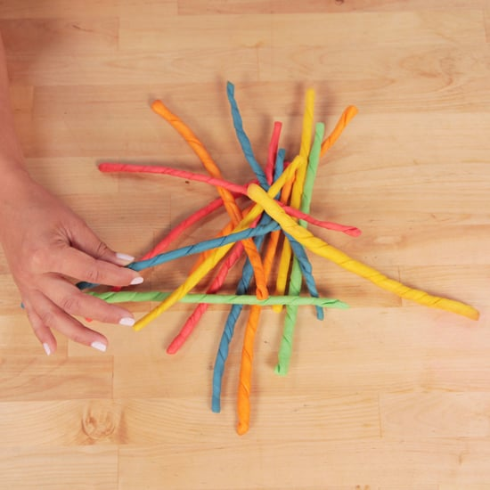 Rainbow Edible Pick-Up Sticks