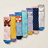Boden 7 Pack Sock Box - Woodland Friends