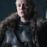 What color eyes does Brienne have on Game of Thrones?
