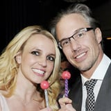 Britney Spears Celebrating Her Engagement in Las Vegas