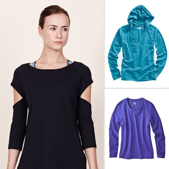Lightweight, Long-Sleeve Workout Tops Perfect For Early Fall