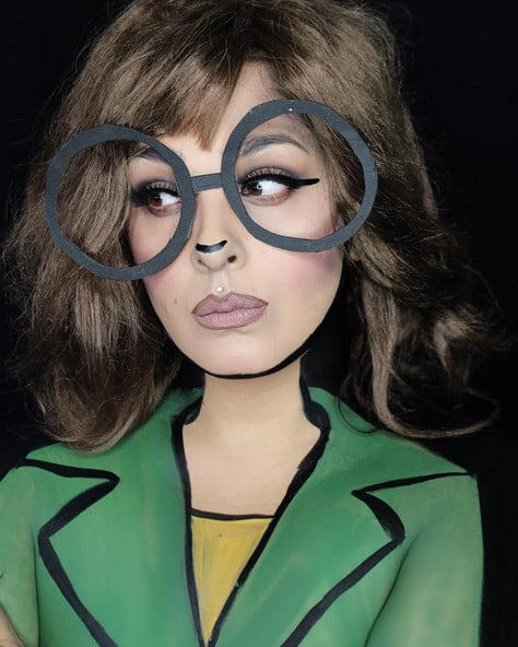 Daria Halloween Makeup Ideas