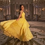 Emma Watson Changed This 1 Detail About Belle's Iconic Ball Gown