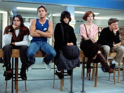 Hughes Cinema Style: The Breakfast Club