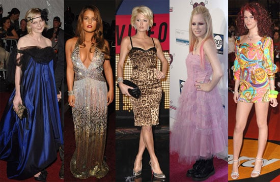 Who Was Worst Dressed on The Red Carpet in 2007?