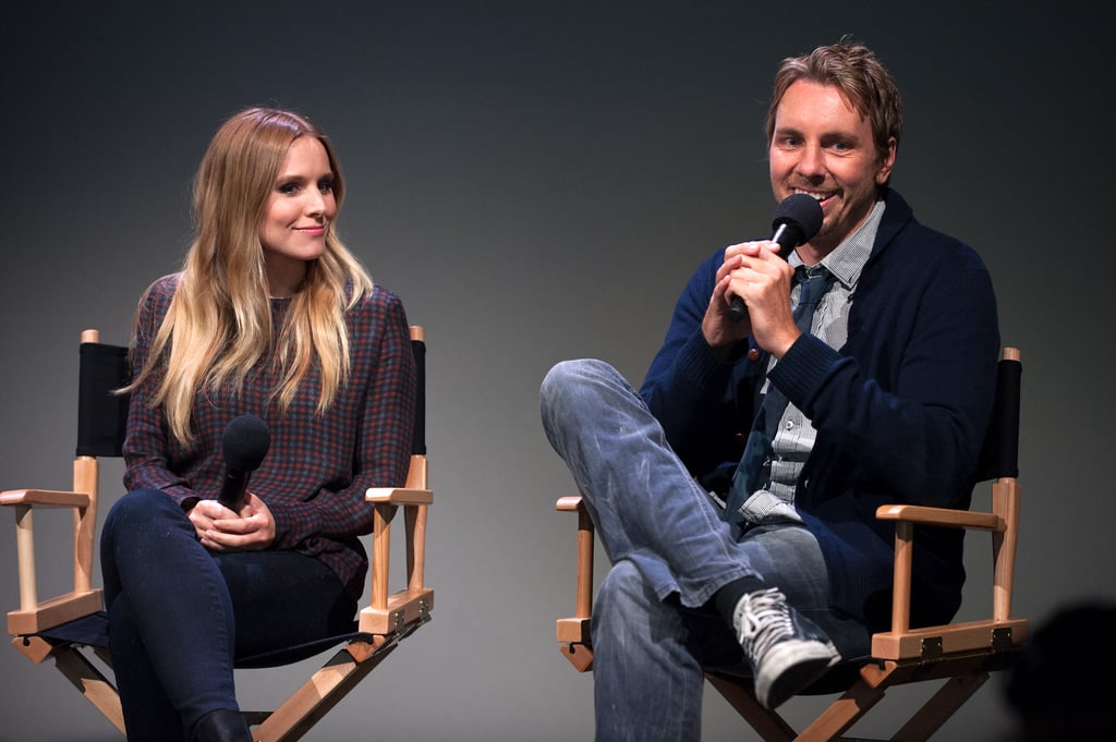 The pair shared the stage at an Apple Store event in NYC in July 2012.