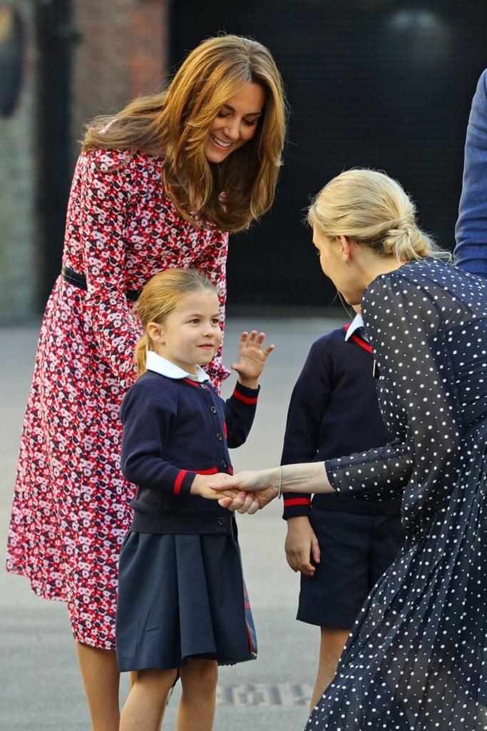 The Duchess of Cambridge's Hair September 2019