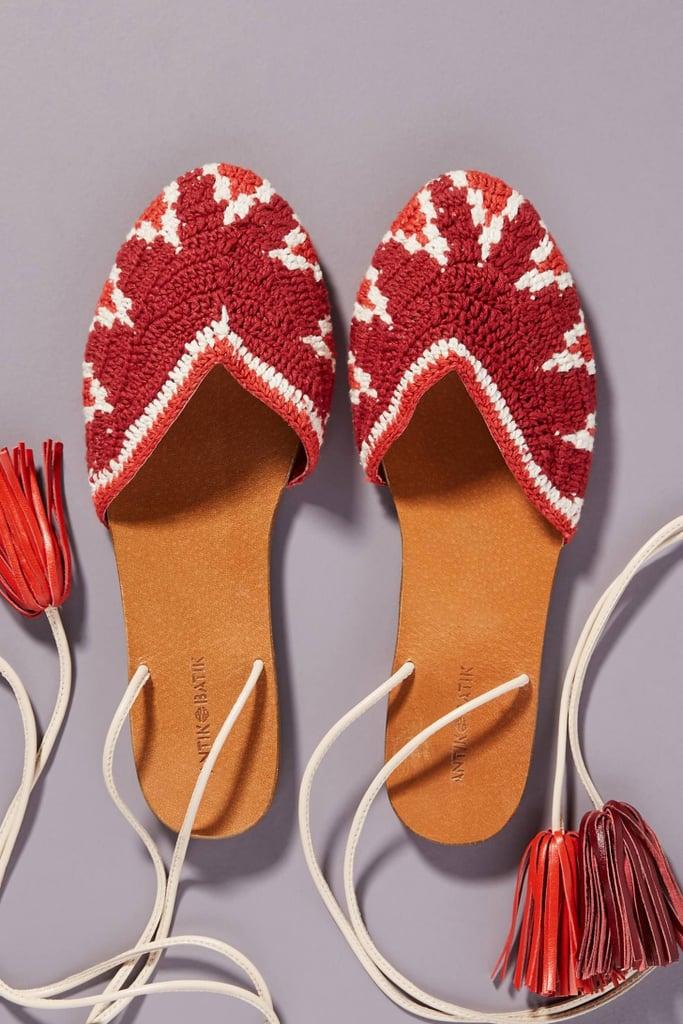 Best Anthropologie Sandals