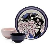 Vintage Floral 16 Piece Dinnerware Set