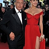 Irina Shayk at the Cannes premiere of Killing Them Softly.