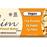 Nugo Slim Gluten-Free Crunchy Peanut Butter Chocolate Bars
