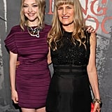 Amanda Seyfried and Catherine Hardwicke Talk Fairy Tales and Twilight at the Red Riding Hood Premiere