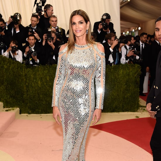 Cindy Crawford Met Gala Dresses
