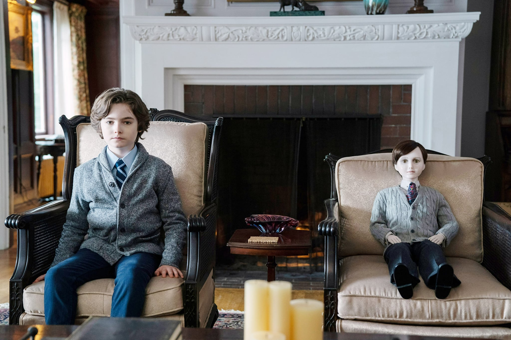 BRAHMS: THE BOY II, Christopher Convery, Brahms, 2020. photo: David Bukach /  STX Films / courtesy Everett Collection