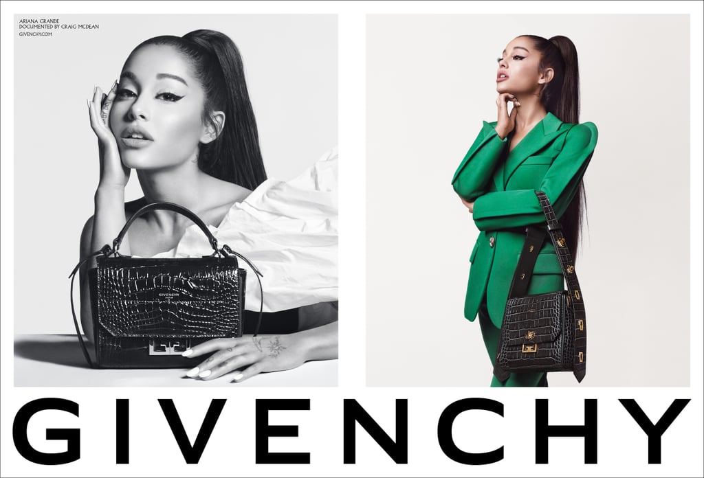 Ariana Grande Is Probably Holding Meghan Markle's New Bag in This Givenchy Campaign