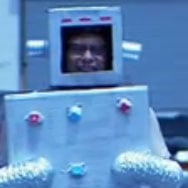 Flight of the Conchords Binary Robot Video