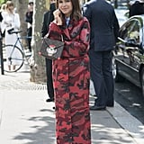 Miroslava Duma Carrying Louis Vuitton