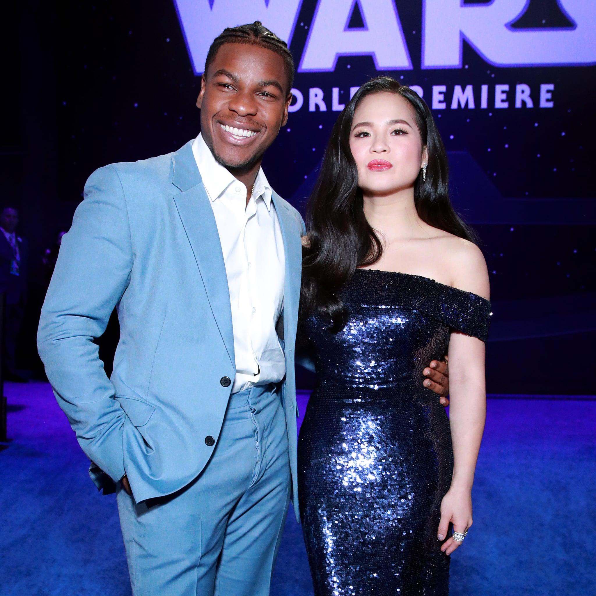 See Star Wars The Rise Of Skywalker World Premiere Photos Popsugar Celebrity