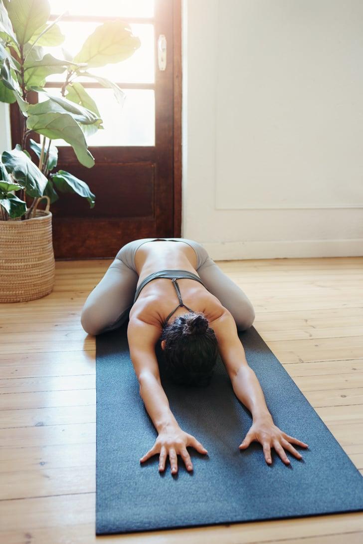 Yoga Stretches For Flexibility Popsugar Fitness