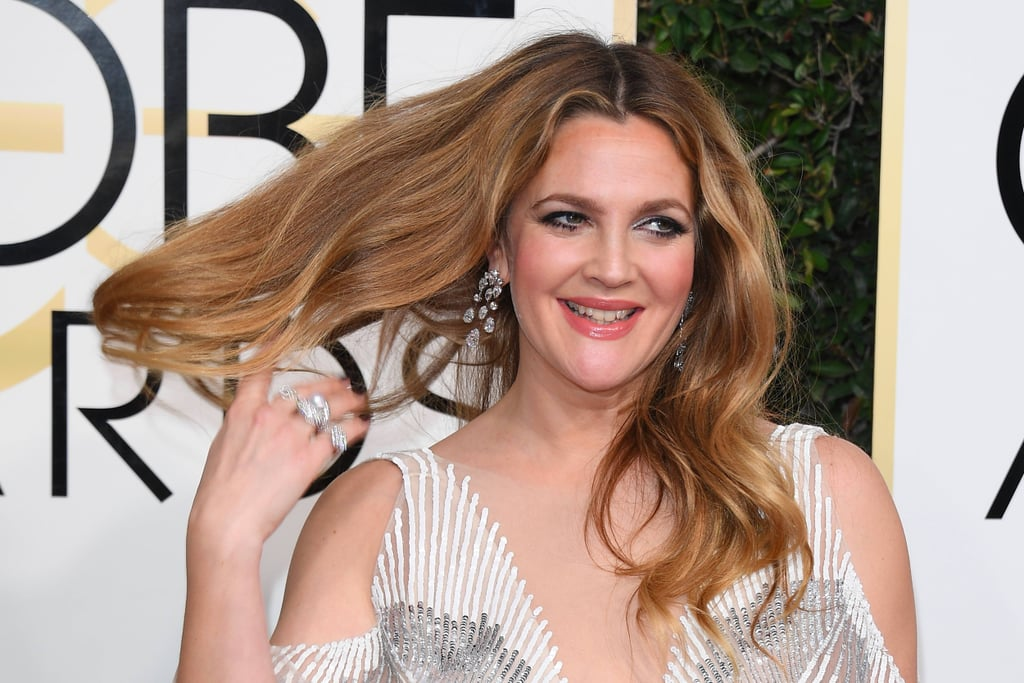8 Unexpectedly Hilarious Jokes From Drew Barrymore and More Stars at the Golden Globes