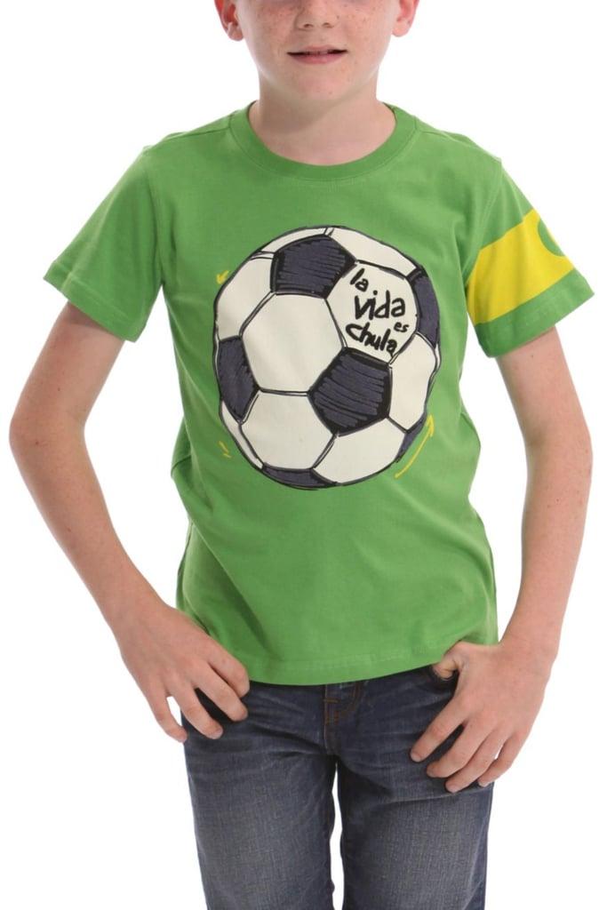 "Desigual ""Life Is Cool"" T-Shirt"