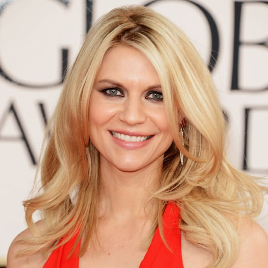 Pictures of Claire Danes at the 2013 Golden Globes