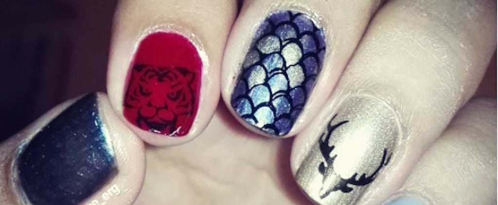 These Insane Nail-Art Creations are Worthy of the Mother of Dragons