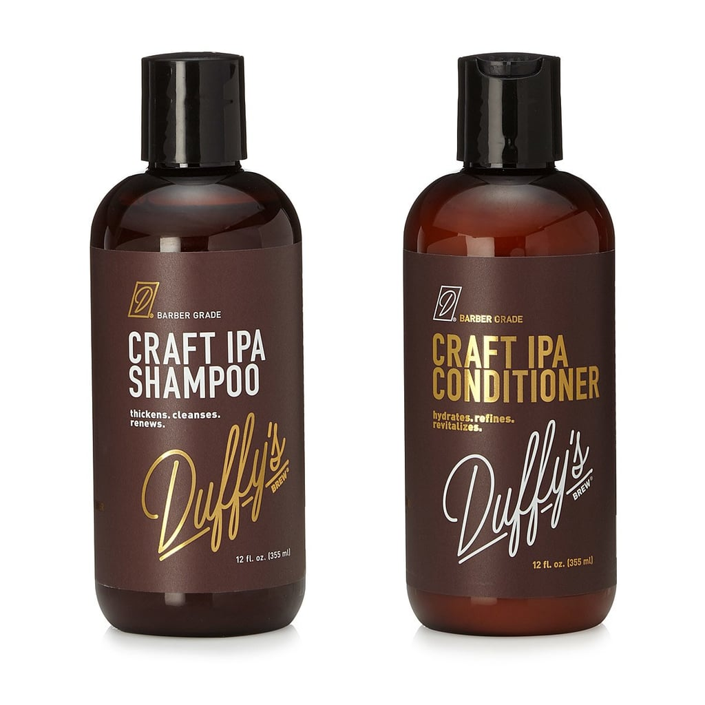 Craft IPA Beer Shampoo & Conditioner