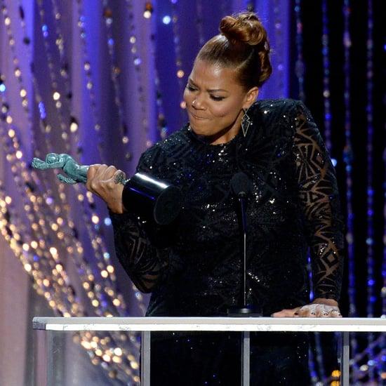 Queen Latifah SAG Awards Acceptance Speech 2016