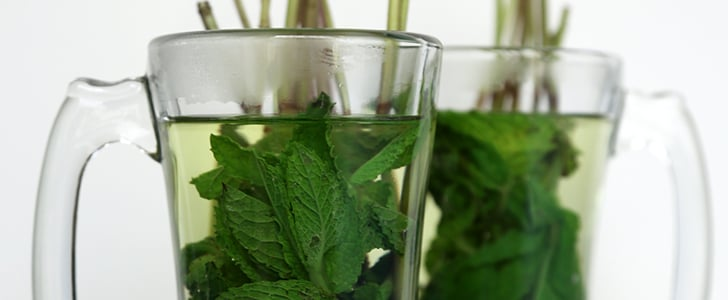 A Warming Cup of Peppermint Tea Also Supports Weight Loss