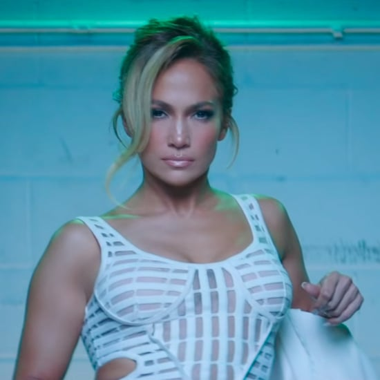 "Jennifer Lopez's Outfits in the ""Pa Ti"" and ""Lonely"" Video"
