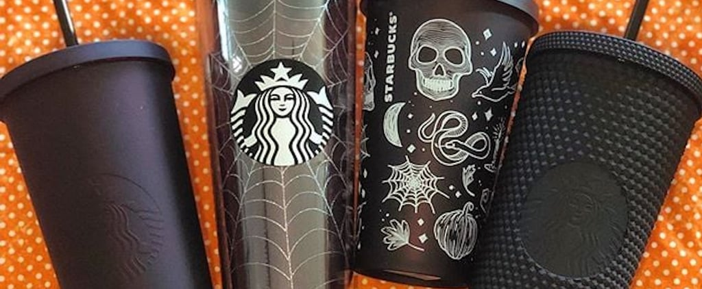 Starbucks Is Releasing Tons of Spooky Halloween Tumblers