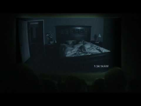 Poll and Trailer for UK Release of Paranormal Activity