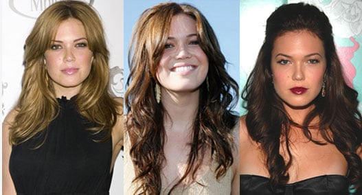 What Color Lipstick Looks Best on Mandy Moore?