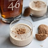 Bourbon and Honey Gingerbread Eggnog