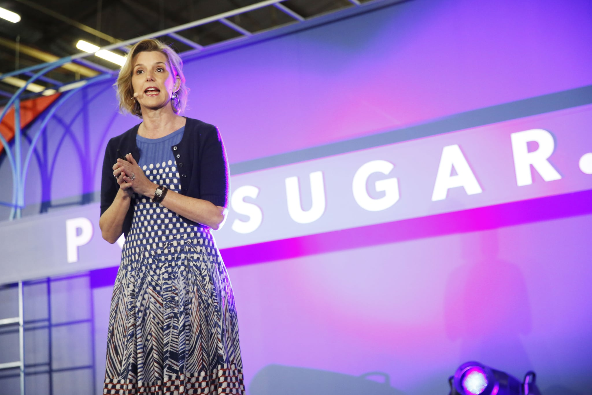 NEW YORK, NY - JUNE 10:  CEO and Co-Founder of Ellevest Sallie Krawcheck speaks onstage in