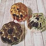 Gold and Bronze Pumpkins