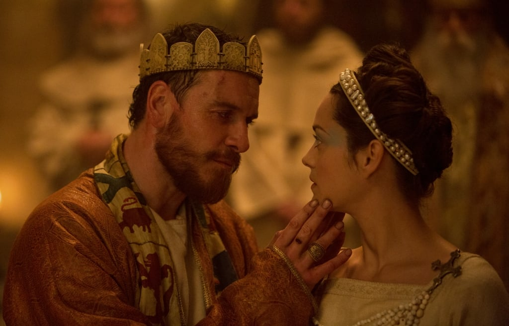 Macbeth: See Michael Fassbender and Marion Cotillard in the Tense First Clips