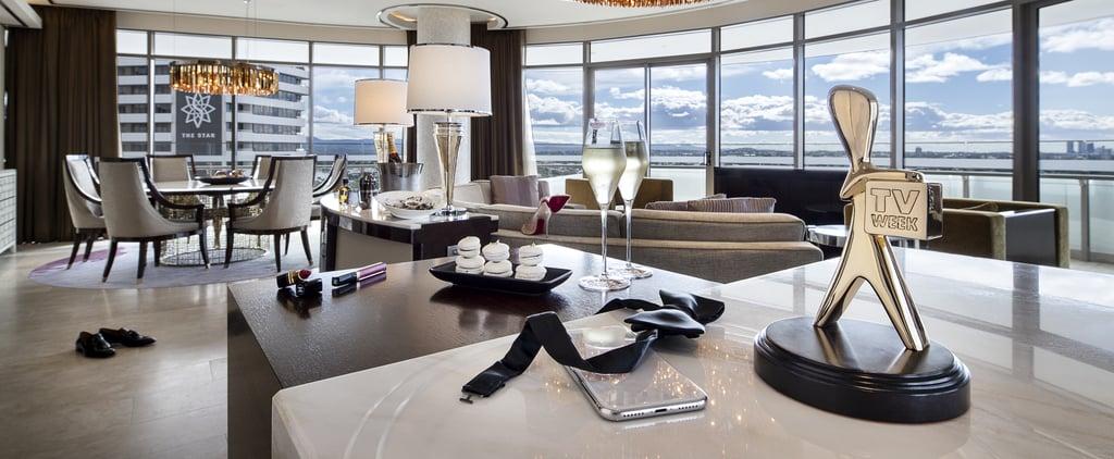 Logie Awards Hotel Rooms