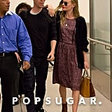 Kate Bosworth and Michael Polish skipped out on a honeymoon immediately following their wedding.