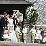 The Royal Family at Pippa Middleton and James Matthews's Wedding